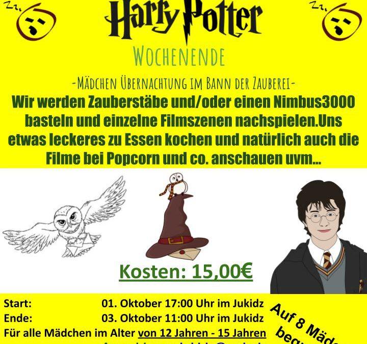 Harry Potter Wochenende